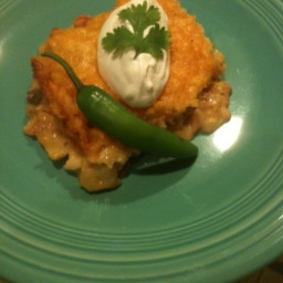 HOT King Ranch Chicken
