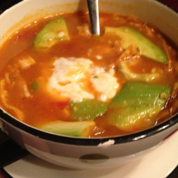 To die for Chicken Tortilla Soup