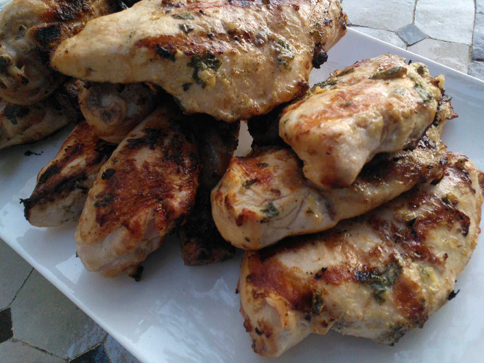 Easy Grilled Chicken Marinade Recipes