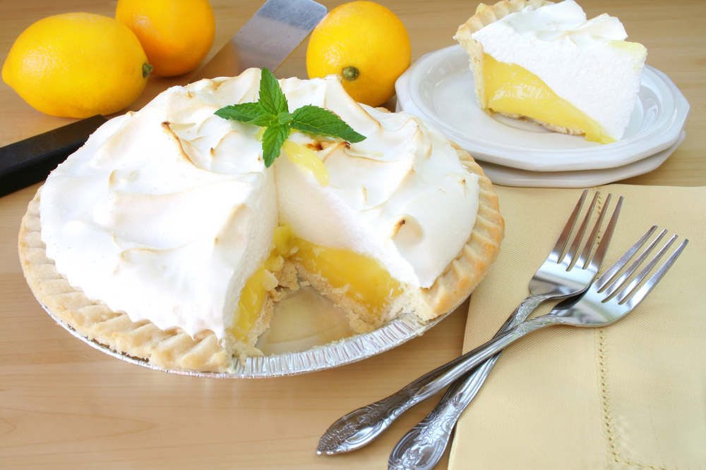 Gluten-Free Lemon Meringue Pie