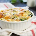 3 Cheese Chicken Penne Bake