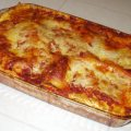 Favorite Meaty Six Cheese Lasagna