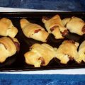 Bacon and Cheese Crescent Roll-ups