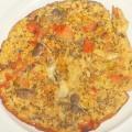 Bacon-mushroom Frittata