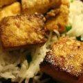 Baked Tofu Szechuan Style