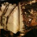 Balsamic Pork Loin Roast