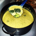 Barbs Broccoli Cheese Soup