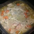 Barbs Chicken Noodle Soup