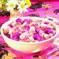 Beet and Potato Chicken Salad