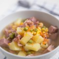 Best Ham and Bean Soup