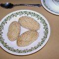 Biscotti di Regina / Sesame Cookies (by Emily Ruisi Stanco)