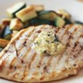 Chicken Paillards with Orange-Thyme Butter - Culinary Institute of America