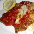 Chicken Parmesean with a Twist