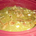 Chile Verde Stew (guisado Verde) For The Crockpot