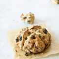 Chocolate Cherry Irish Soda Bread