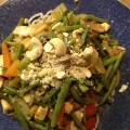 Coconut Ginger Stir-Fry with Tofu and Soba Noodles