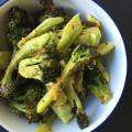 Crispy Roasted Broccoli