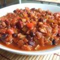 Crock Pot Vegetarian Chili- Core Recipe; Flex=2pts (aprx 2 cups)
