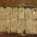 Filo Spinach Feta Bake