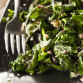 Garlic-Sauteed Swiss Chard