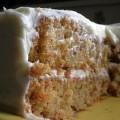 Grammy Sawtelles Carrot Cake