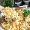 Guinness & Irish Cheddar Mac & Cheese