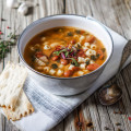 Healthy, Hearty Minestrone Soup