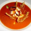 Ina Gartens Chicken tortilla soup