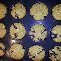 Janes Blueberry Oat Muffins