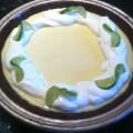Key Lime Pie with Chocolate-Almond Crust
