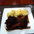 Lamb Shanks with Blackberry & Rosemary