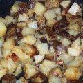 Makeover Leftover Baked Potato