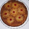 Mamas Pineapple Upside Down Cake