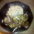 Marinated Grilled Eggplant
