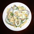 Mussels in White Wine And Herbs