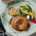 Pork Chops with Mustard-Peppercorn Sauce