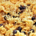 Dads Rice w/ Pigeon Peas (Arroz con Guandules)
