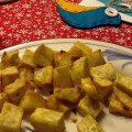 roasted California batata/boniato (sweet potatos latino cousin)