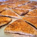Savory Pita Chips