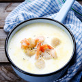 Seafood Chowder - By Renette