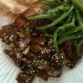 Sheryls Mongolian Beef