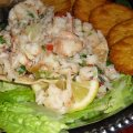 Shrimp Ceviche From Panama