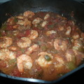 Shrimp (prawn) Creole (quick and Easy)