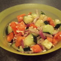 Simple and Delicious Greek Salad