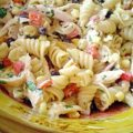 South Beach Diet Chicken Pasta Salad