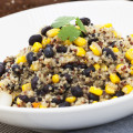 Southwest Vegan Quinoa and Black Bean