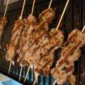 Spicy Turkish Ground Chicken Kabobs