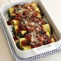 Spinach and Feta Cannelloni