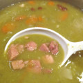 Split Pea And Ham Steak soup