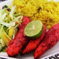 Tandoori Chicken (low fat version)